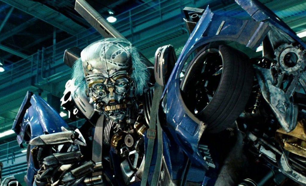 オートボット20「キュー」