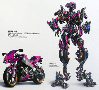 オートボット10「アーシー」
