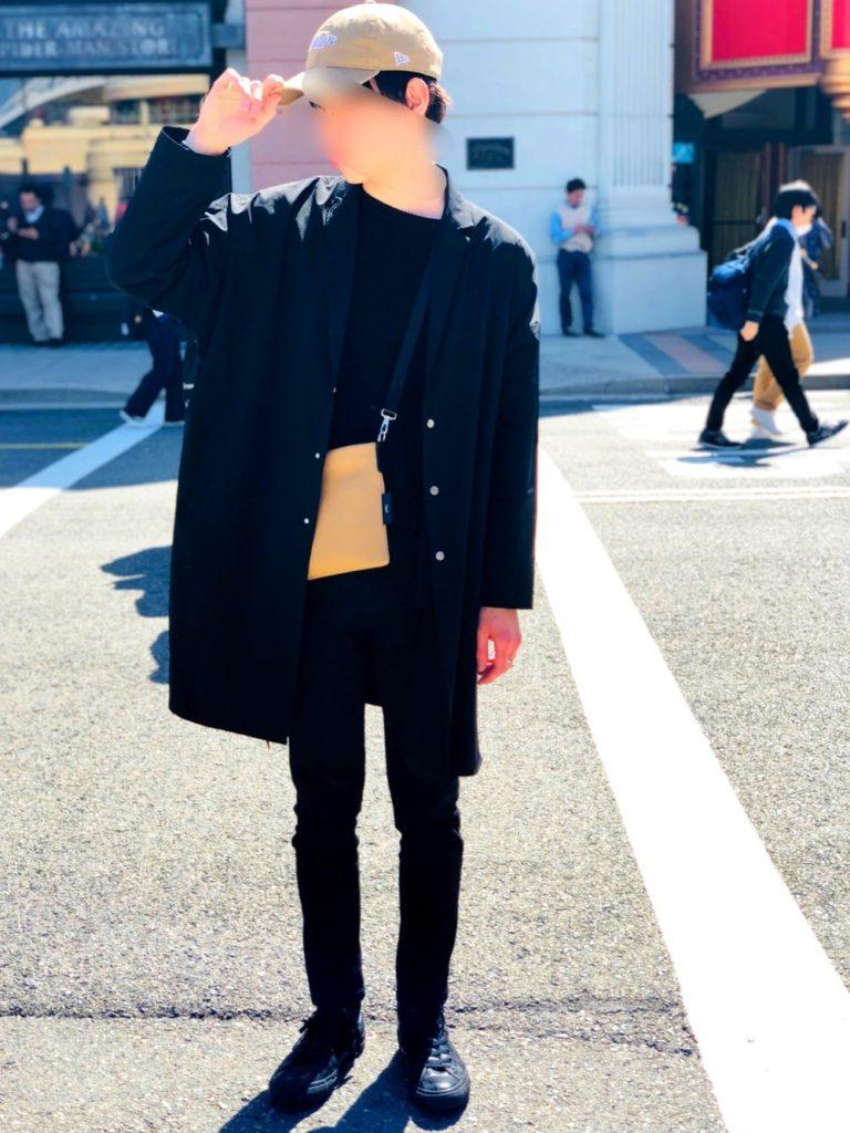コンバースレザーファッション2