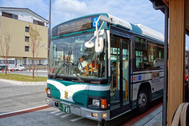 伊勢市バス