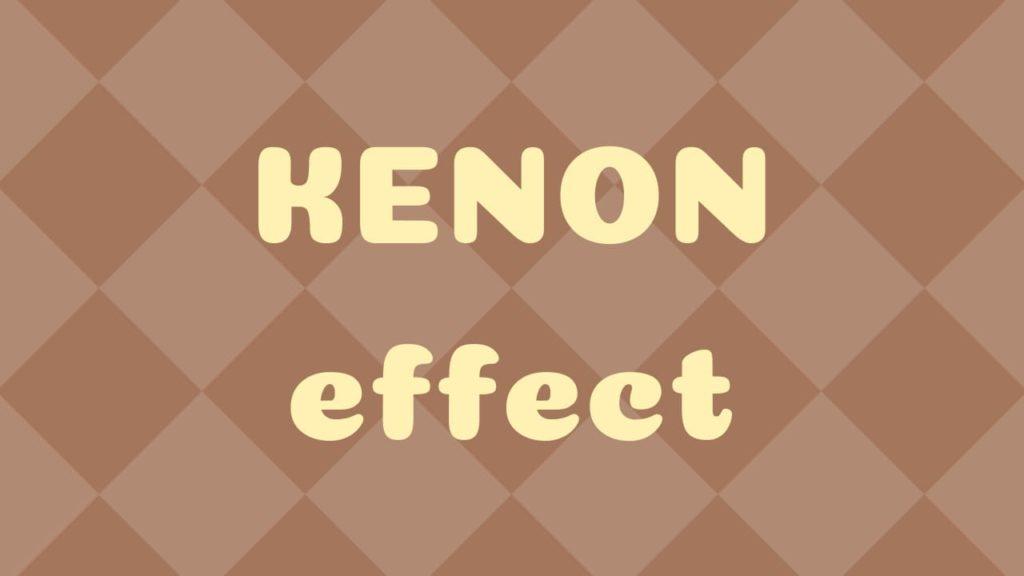 ケノンの効果を男が解説