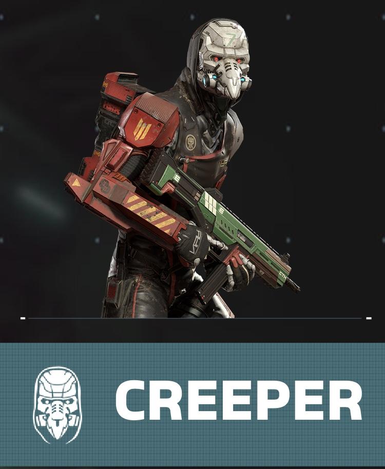 クリーパーの画像