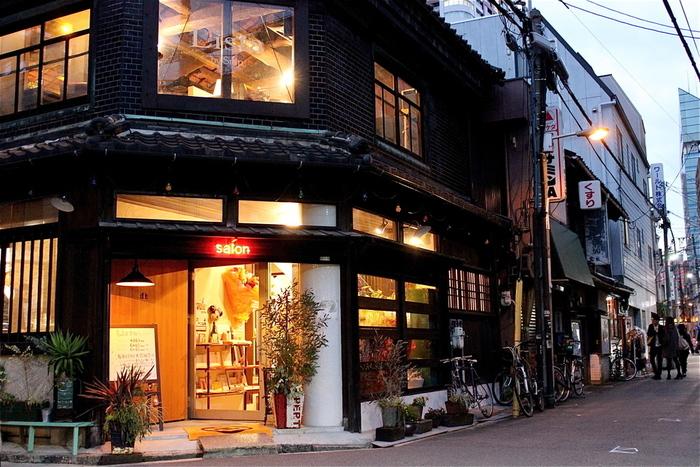 中崎町おすすめデートスポット(お散歩)