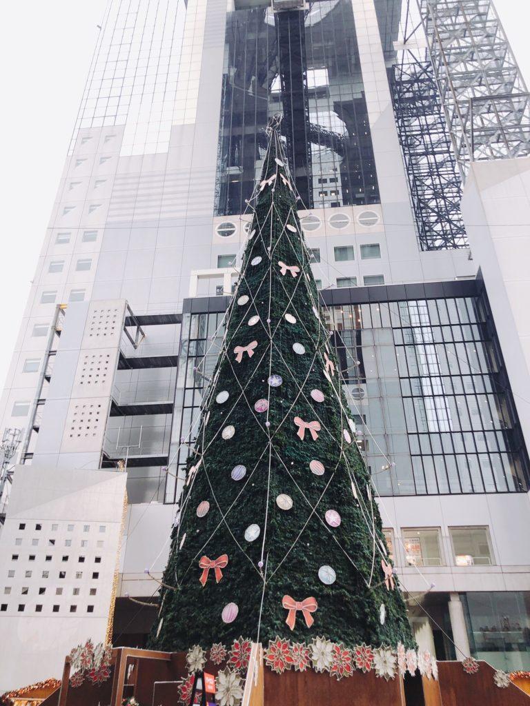 大阪梅田クリスマスマーケット2