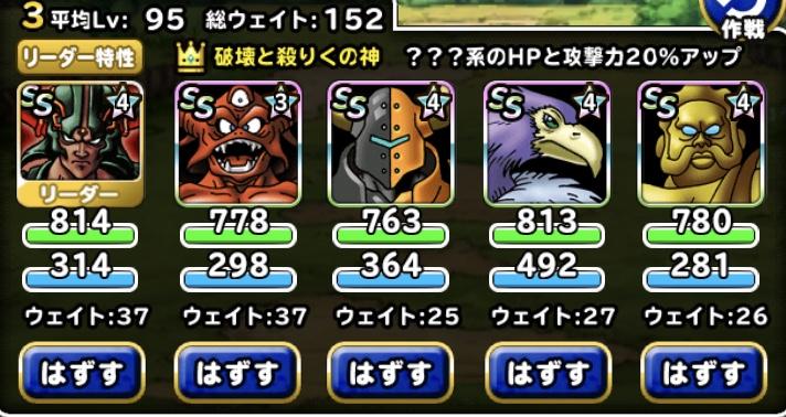 聖なる巨竜攻略パーティ