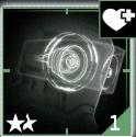 グレード2のバイザー(体力回復)