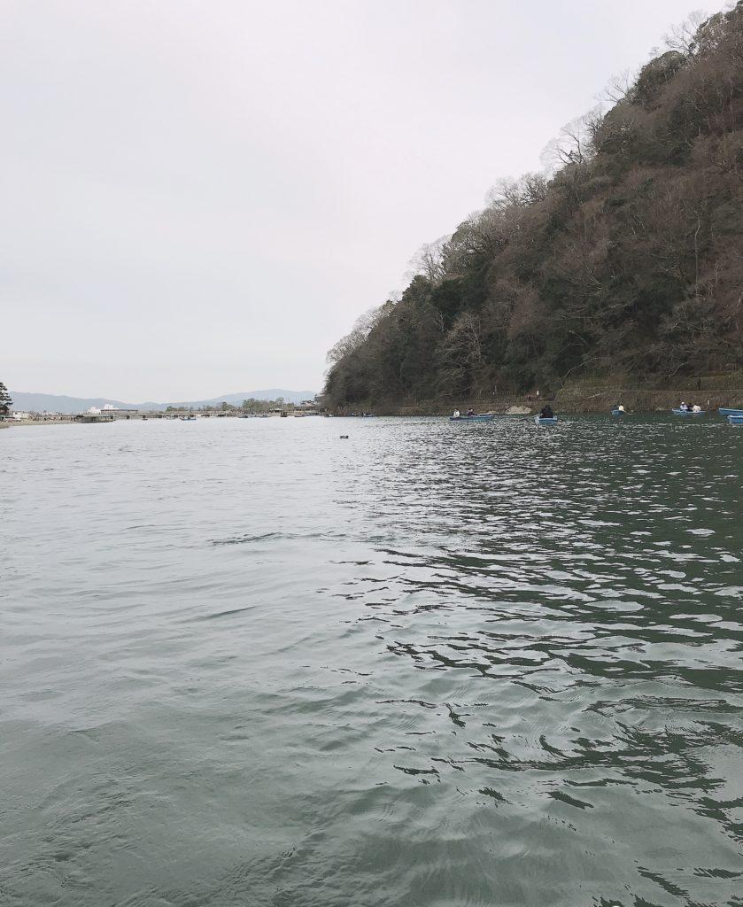 嵐山ボート3