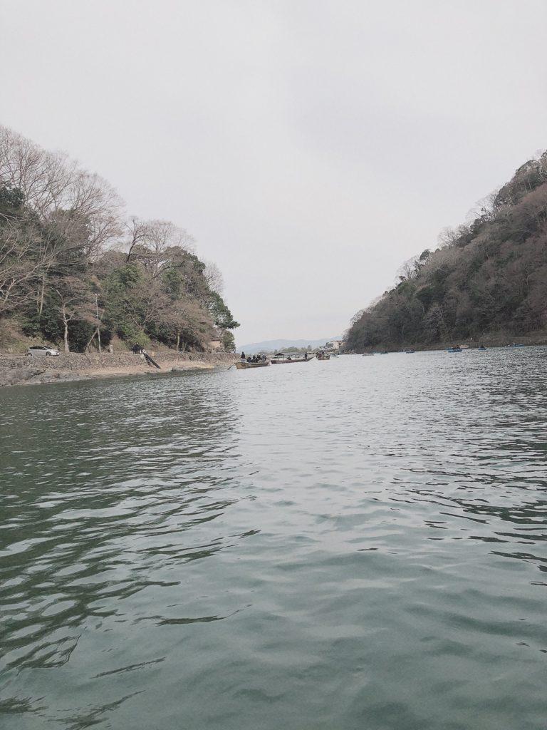 嵐山ボート2