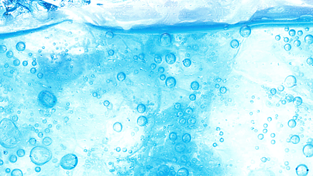 炭酸氷シュワポップ