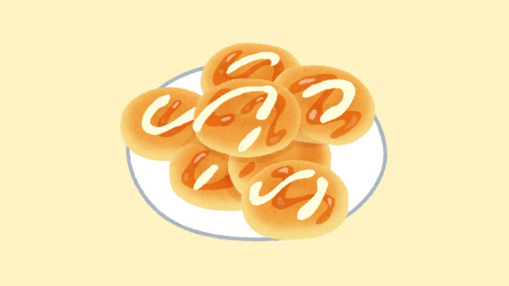タピオカパン・タピオカパンケーキ3