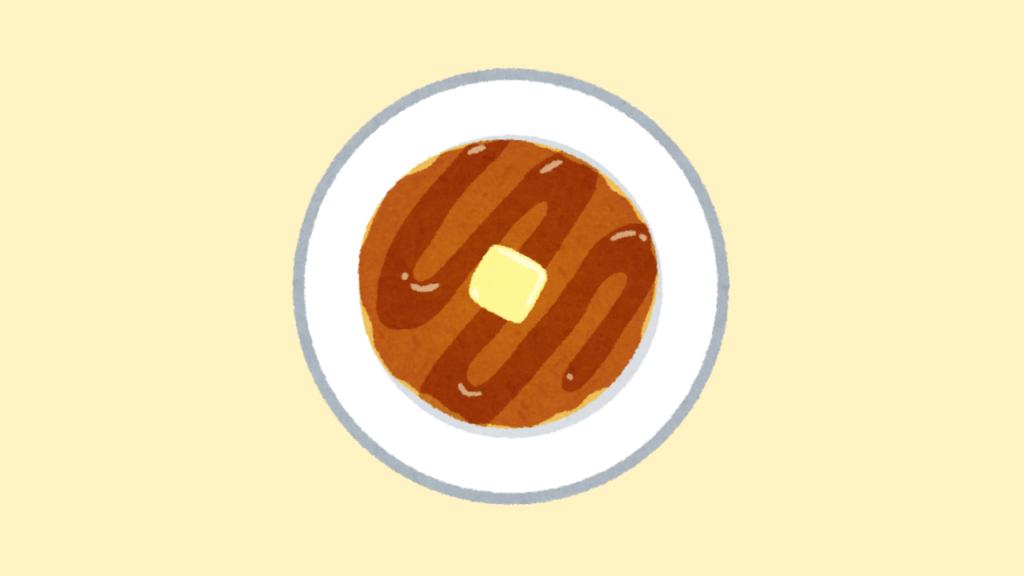 タピオカパン・タピオカパンケーキ4