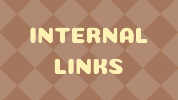 内部リンクはコンテンツSEOに必須