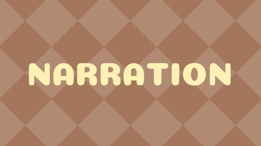 動画内ではナレーションを大きめに設定すべき!