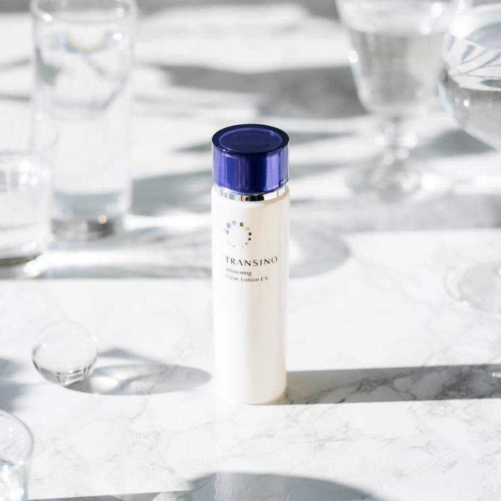 美白化粧水ならトランシーノがおすすめ!