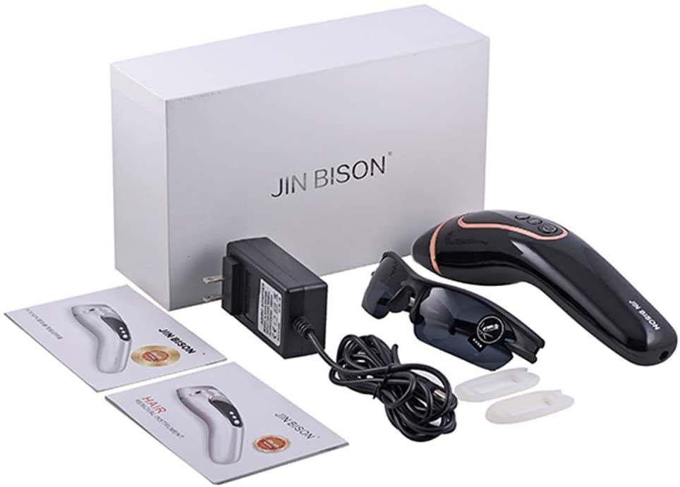 JIN BISON脱毛器