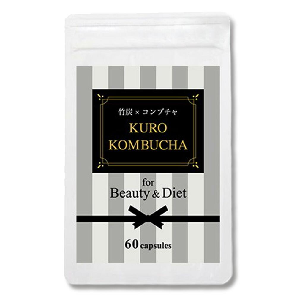 KURO KOMBUCHA (黒コンブチャ)